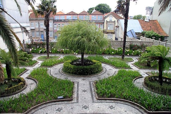 Castelo de Santa Catarina: street entrance