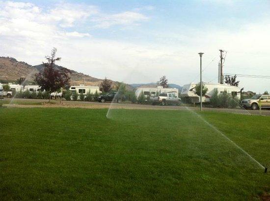 Nk'Mip Campground & RV Resort: New C- area