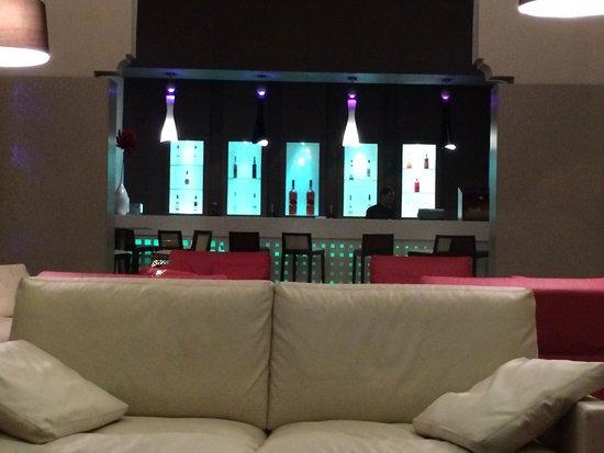 Pullman Marrakech Palmeraie Resort and Spa : bar
