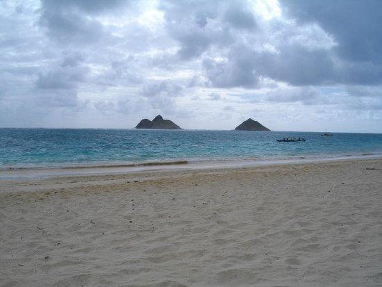 Lanikai Beach : Lanikai