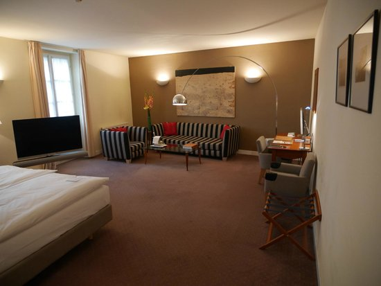 Hotel Das Triest: Junior Suite, Garden view