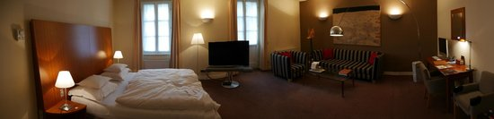 Hotel Das Triest: Junior Suite, Garden view