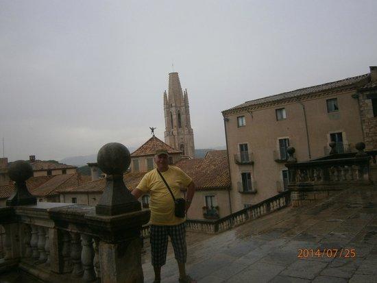 Església de Sant Feliu: Необычный купол