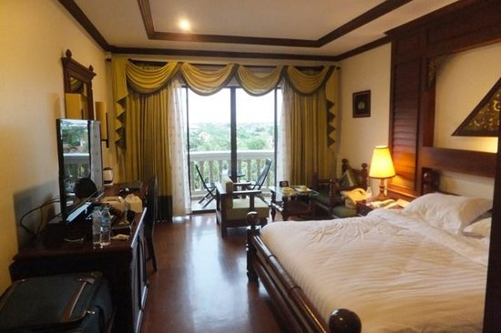 The Privilege Floor by BOREI ANGKOR: Bedroom on Privilege Floor