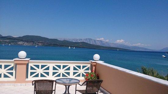 Hotel Florena Episkopos: Ausblick vom Hotelzimmer