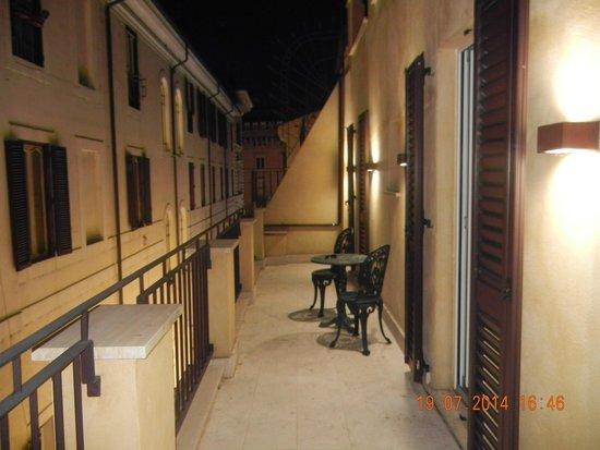 Hotel Mancino 12: Terrace