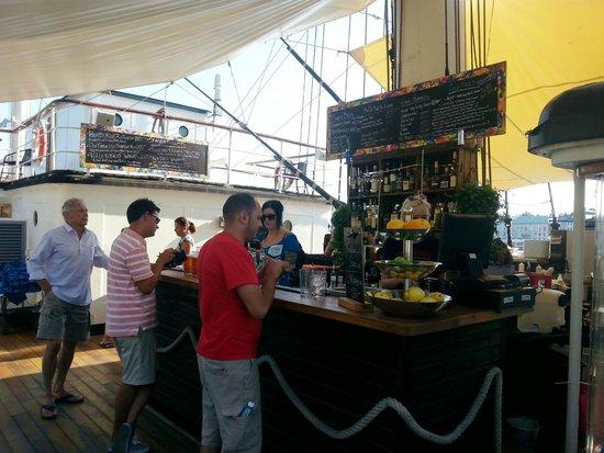 Skeppsholmen : Bar