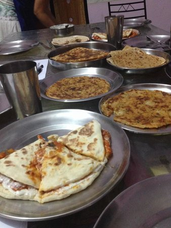 Shashi's Cooking Classes: Delicious breads!!!