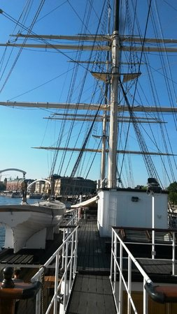 Skeppsholmen: Chapman