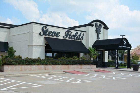 Steve Fields Steak & Lobster Lounge : Steve Fields Steak & Lobster