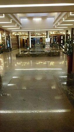 Hotel Grand Majestic Plaza Prague : Hall