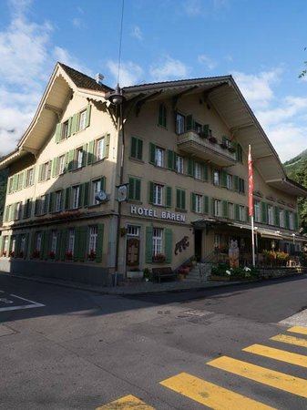 Hotel Bären: Hotel Baeren, Wilerswil