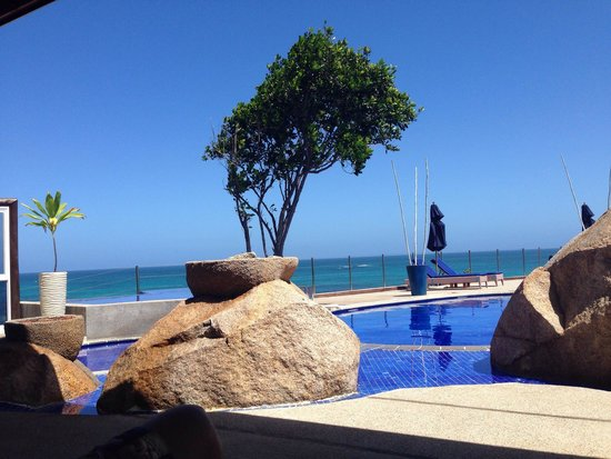 Coco de Mer - Black Parrot Suites : Private pool at parrot