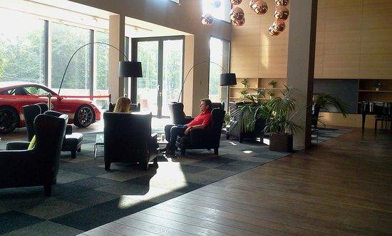 Hotel de la Source: Lounge