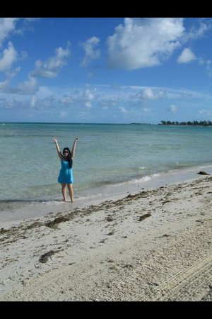 Castaway Cay : Beautiful adults only beach