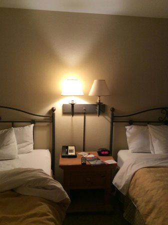 Country Inn & Suites By Carlson, Beckley: Double Beds