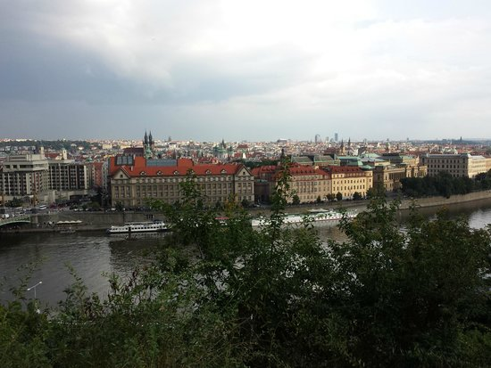 The Naked Tour Guide: Prague