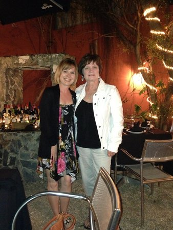 Casitas del Mar: Carrie and I