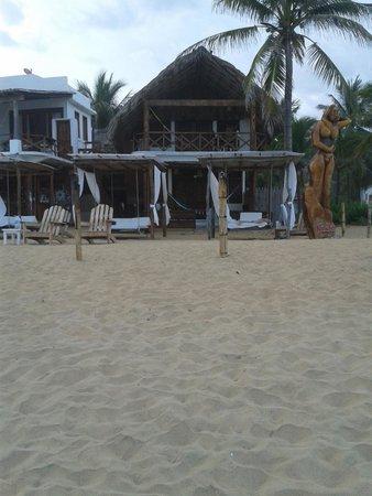 Hotel Nude Zipolite: Despertar cada dia en esa habitacion era el paraiso mismo!