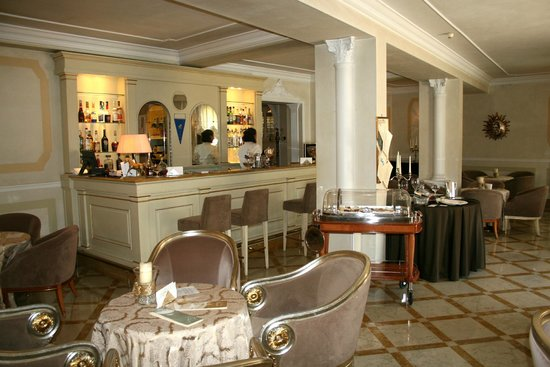 Hotel Carlton on the Grand Canal: Dining Room & Bar