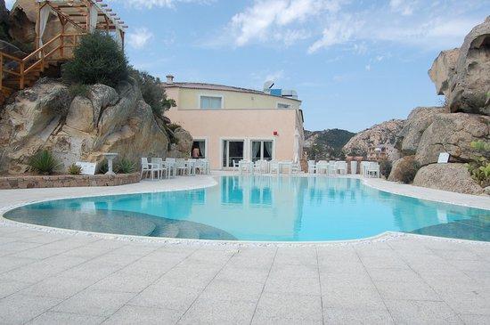 Grand Hotel Resort Ma&Ma : La Piscina
