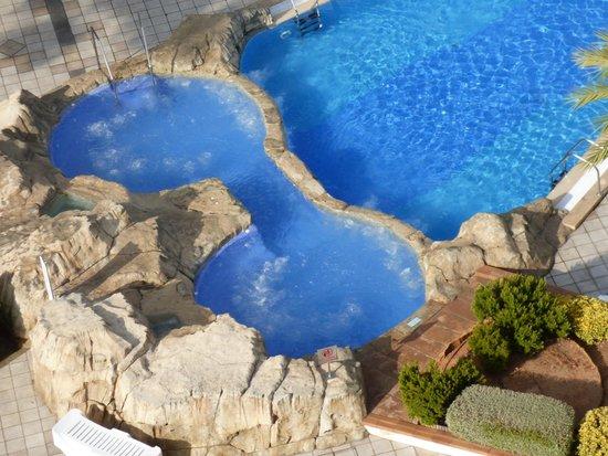 BQ Belvedere Hotel: jacuzzi