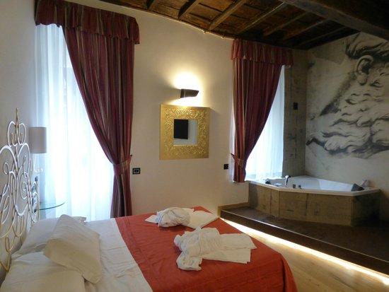Ripetta Palace : Room