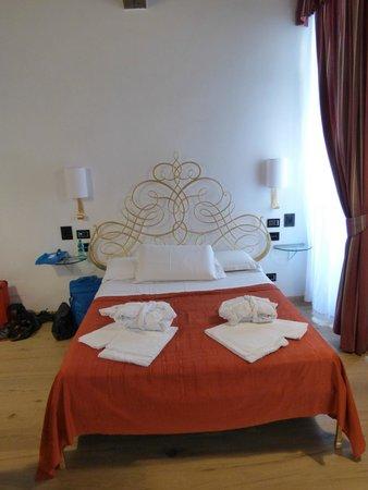 Ripetta Palace : Bed