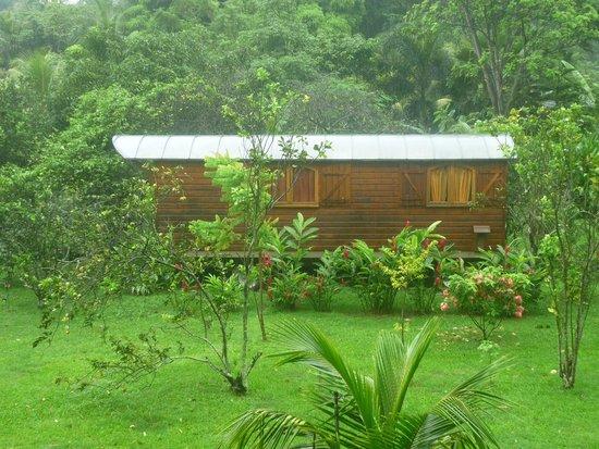 West Indies Cottage: la roulotte