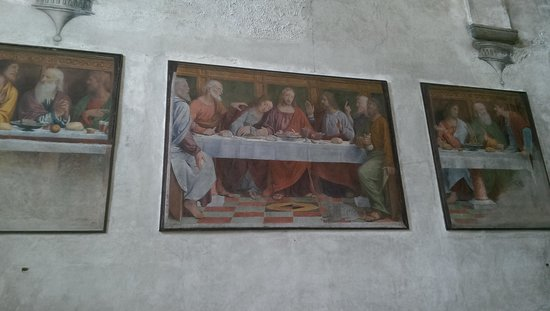 Chiesa di Santa Maria degli Angeli: The Last Supper