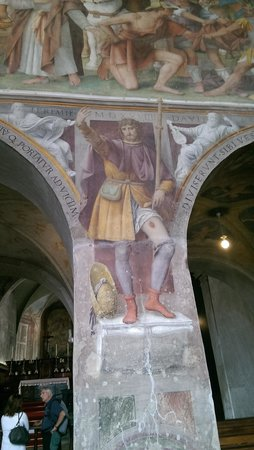 Chiesa di Santa Maria degli Angeli: Could it be Bernardo Luini?
