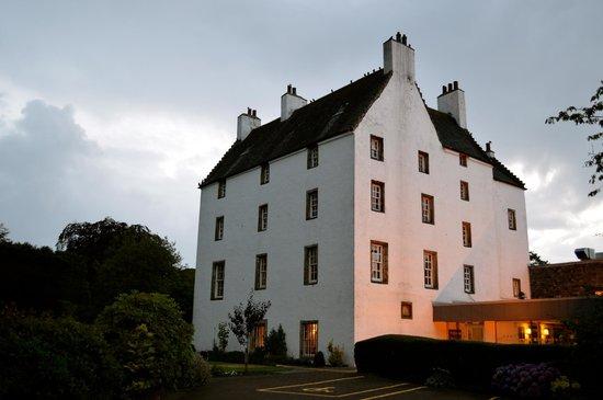 Macdonald Houstoun House: Old part of hotel