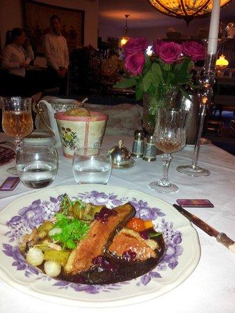 L'Atelier du Vigneron: Quelle présentation... et c'est délicieux...!