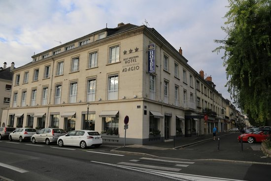 Best western adagio updated 2017 hotel reviews price for Hotels saumur
