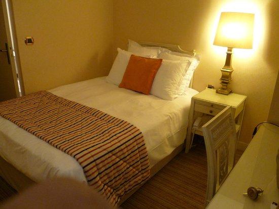 Hotel Champerret Heliopolis: Stanza 6