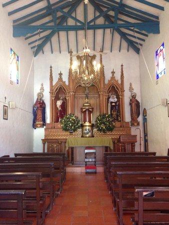 Cerro Nutibara: La iglesia del pueblito paisa
