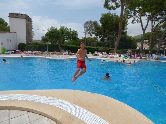 BQ Belvedere Hotel: piscine