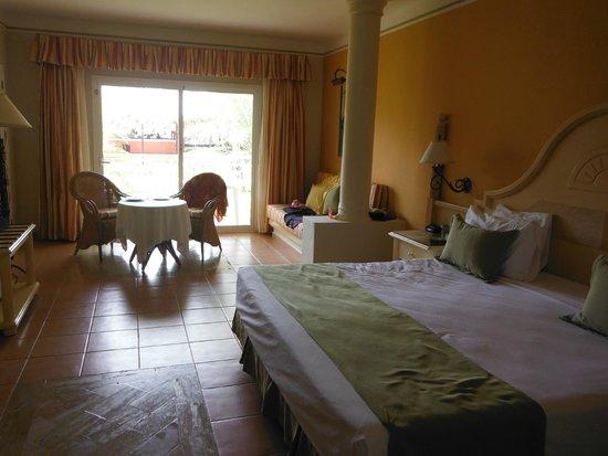 Grand Bahia Principe El Portillo : La habitación