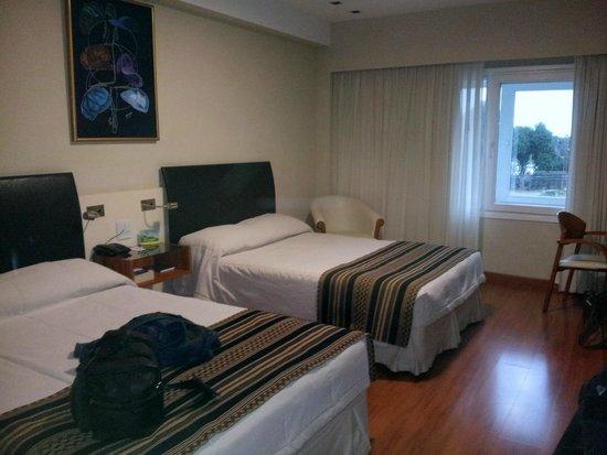 Quorum Córdoba Hotel: Habitación.