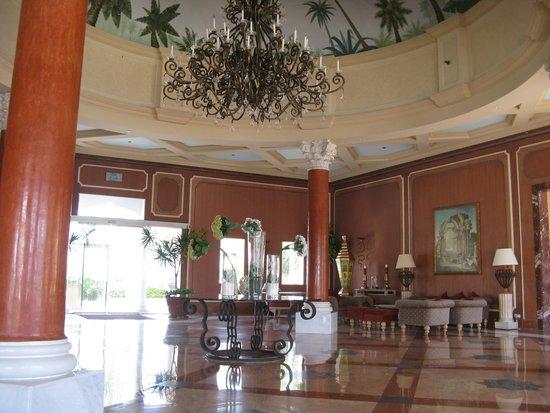 Iberotel Palace : Reception Area