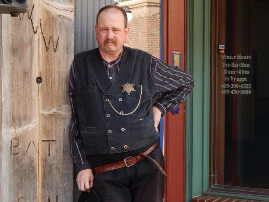 Deadwood Alive: SHERIFF