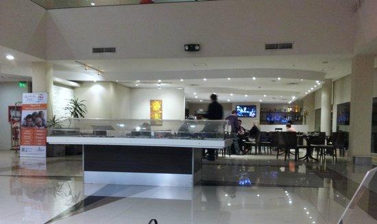 Quorum Córdoba Hotel: Bar