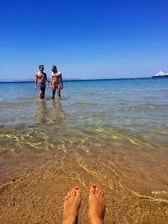 Astir Beach : beach view