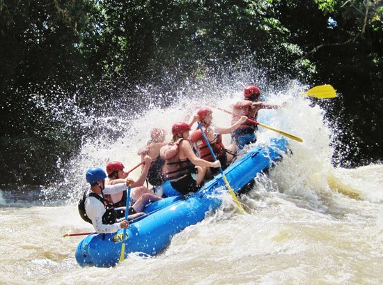 Boquete, Panama: Whitewater Rafting in Panama