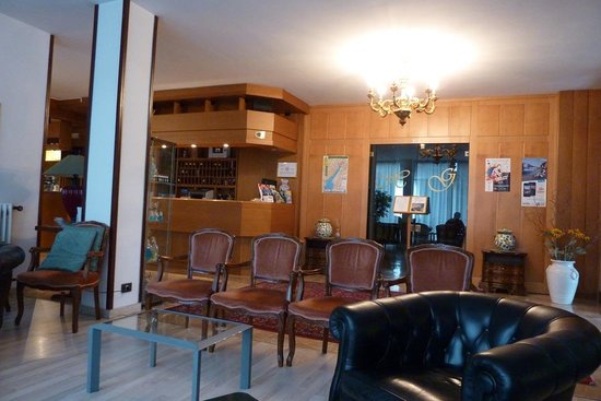 Hotel Gardesana : reception