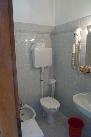 Hotel Gardesana : bathroom