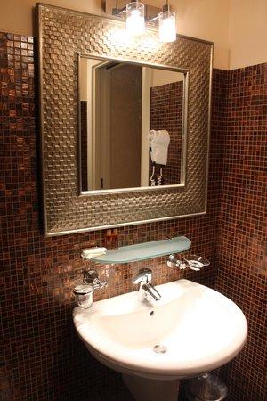 Residence Hotel Antico San Zeno: Banheiro