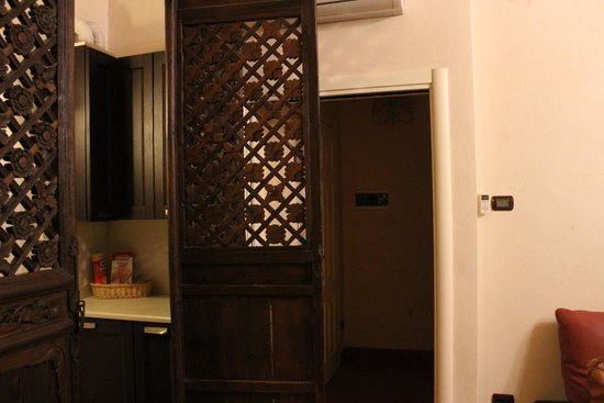 Residence Hotel Antico San Zeno: Entrada do quarto