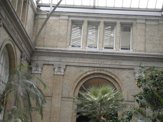 Gliptoteca Ny Carlsberg: Giardino