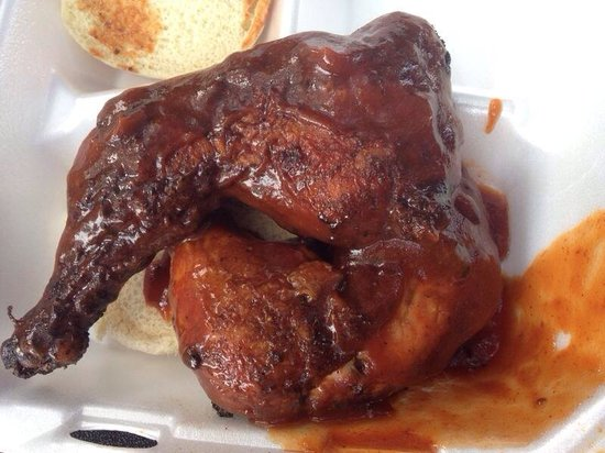 Sam's Carry Out BBQ: Chicken
